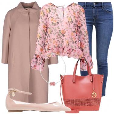 Outfit Una romantica camicia