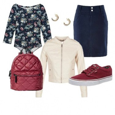 Outfit Urban #9704