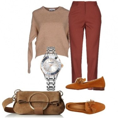 Outfit Urban casual chic
