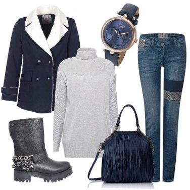Outfit Rock #3974