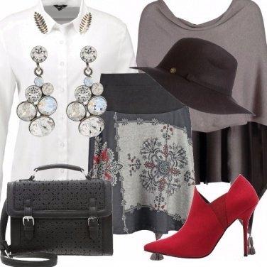 Outfit Pomeriggi autunnali