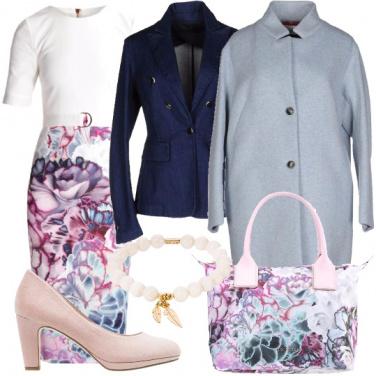 Outfit La borsa abbinata
