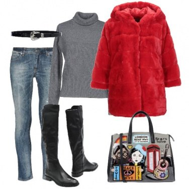 Outfit A fare shopping!