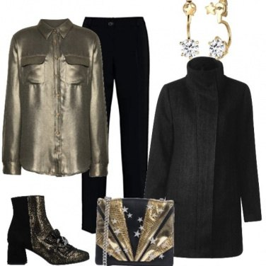 Outfit #CHRISTMASISCOMING - 6 dicembre