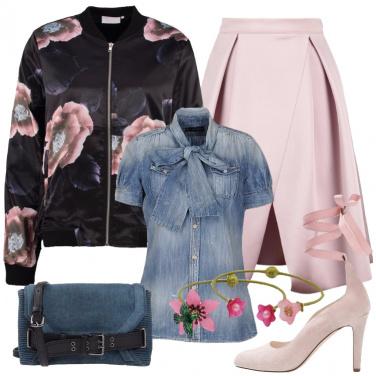 Outfit Romantica a modo mio