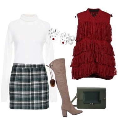 Outfit Pensando al Natale