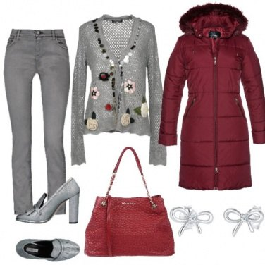 Outfit Due giacche