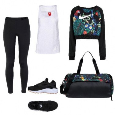 Outfit All Nike long