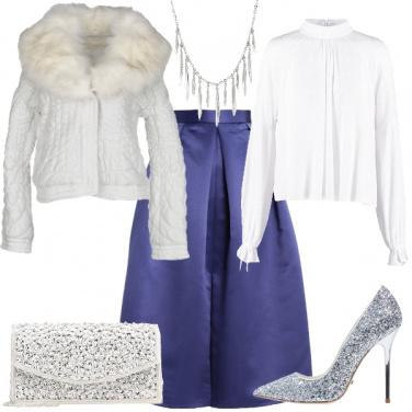 Outfit Regina del ghiaccio