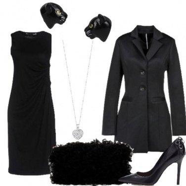 Outfit Pantera nera