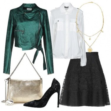 Outfit #CHRISTMASISCOMING - 10 dicembre