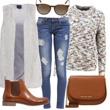 Outfit Comodo pomeriggio