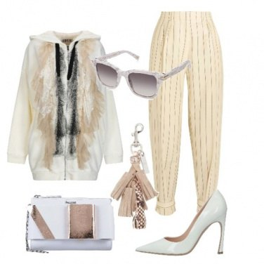 Outfit Street style urban chic