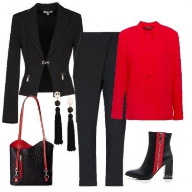 Outfit Anche per Natale, pratica ma elegante
