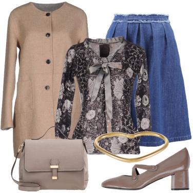 Outfit Una signora romantica