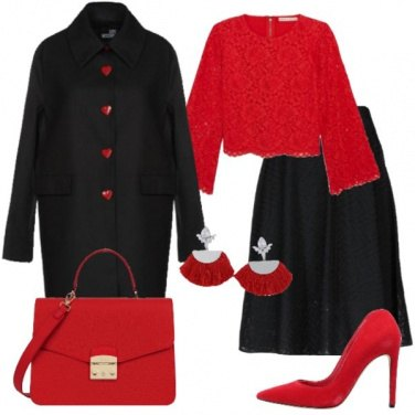 Outfit #CHRISTMASISCOMING - 14 dicembre