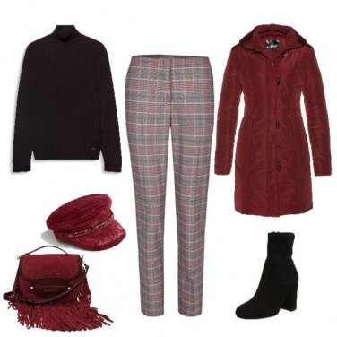 Outfit Total look urban style