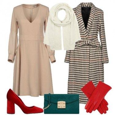 Outfit Pranzo di Natale Chic