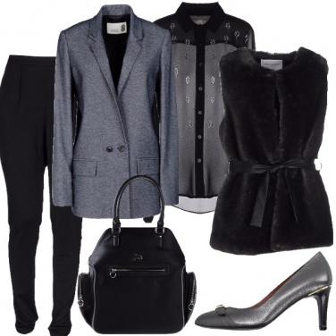Outfit Dall\'ufficio alla cena