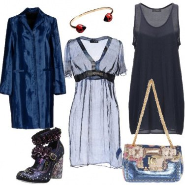Outfit Sotto il vestito...il vestito