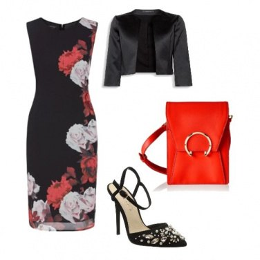 Outfit Natale in rosso