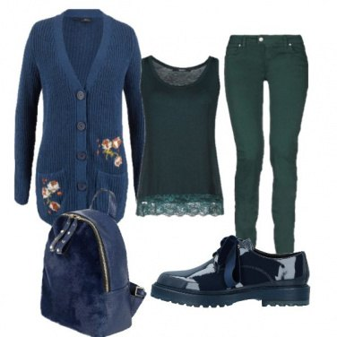 Outfit Autunno così