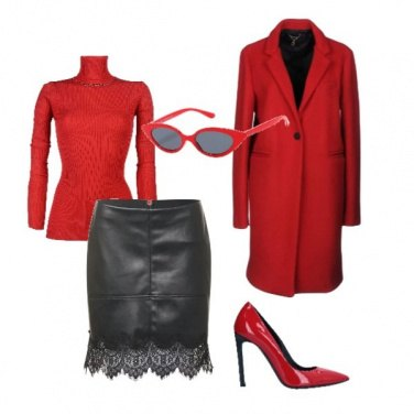 Outfit Serata d\'amore..