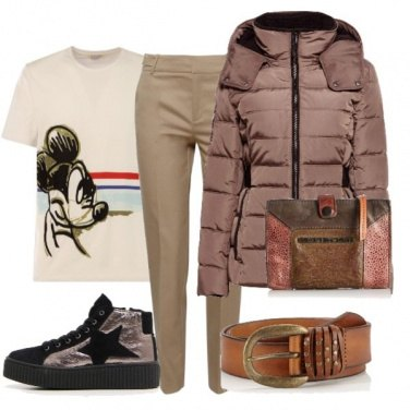 Outfit Urban #9740