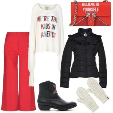 Outfit Urban #9743