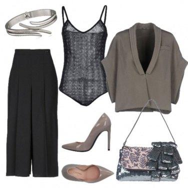 Outfit La borsa d\'effetto
