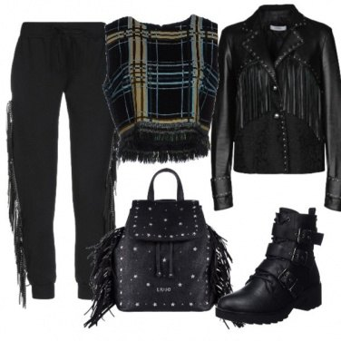 Outfit Tutto frange