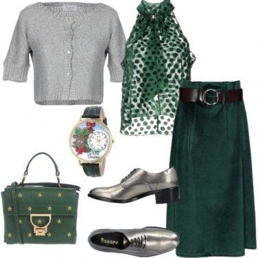 Outfit #CHRISTMASISCOMING - 13 dicembre