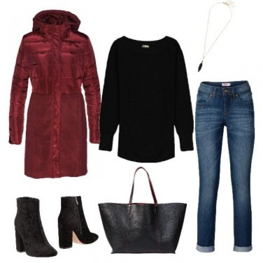 Outfit Basic e trendy