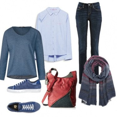 Outfit Urban #9753
