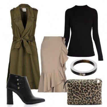 Outfit Il bracciale Versace