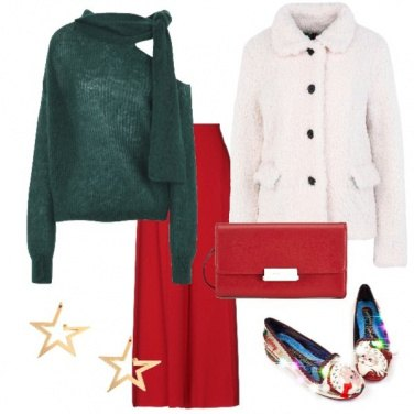 Outfit #CHRISTMASISCOMING - 17 dicembre