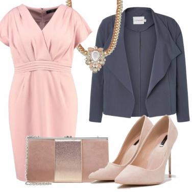 Outfit Elegante cerimonia