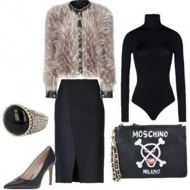 Outfit Rock #3989