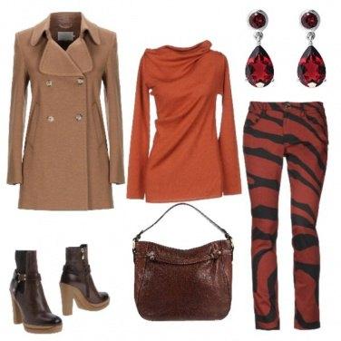 Outfit TSK Toni caldi