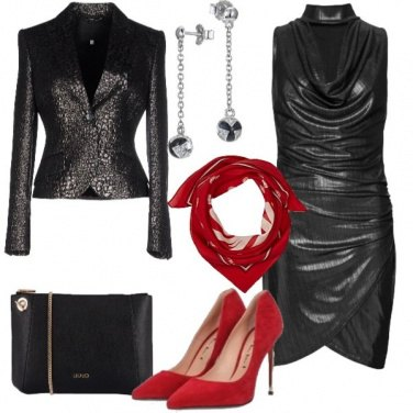 Outfit Nero sexy al party