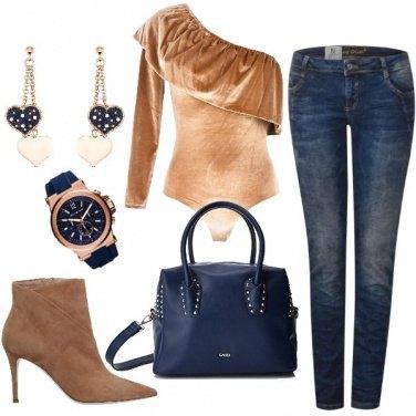 Outfit Body monospalla