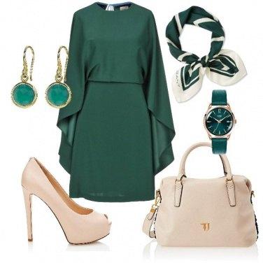 Outfit Un pò di verde
