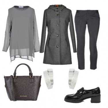 Outfit Signora Grey!