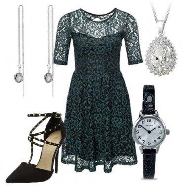 Outfit Bon ton per le feste