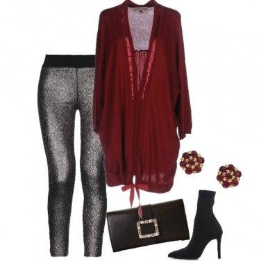 Outfit Per un Natale scintillante