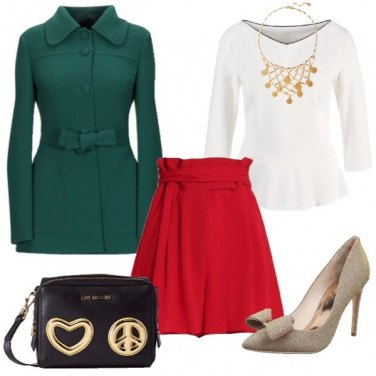 Outfit #CHRISTMASISCOMING - 23 dicembre