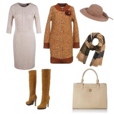 Outfit Bon Ton, ricordando Miss Marple