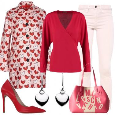 Outfit Un super San Valentino