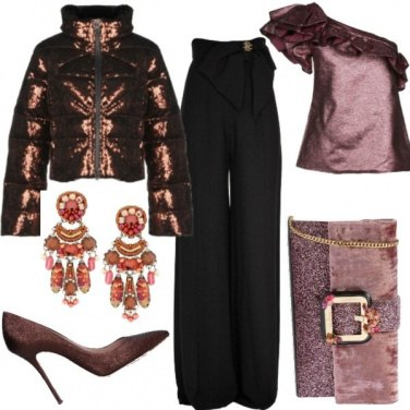 Outfit Chic a natale