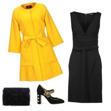 Outfit Blackandyellow